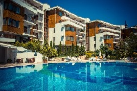 Complex Messambria Fort Beach 4*