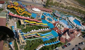 Aquapark Sunny beach - Action Aquapark - Excursions in Bulgaria
