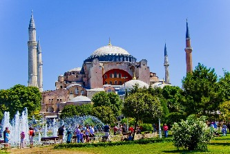 Istanbul 2 days, morning departure - Excursions abroad