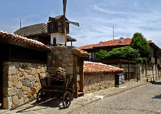 Sozopol -Island of Saint Ivan - Excursions in Bulgaria